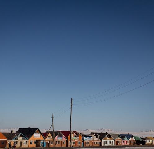 Mongolian Countryside